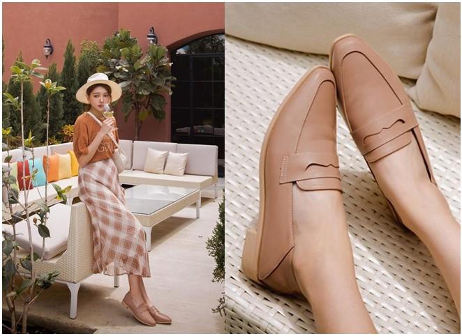 皮革紳士鞋搭配,典雅有個性