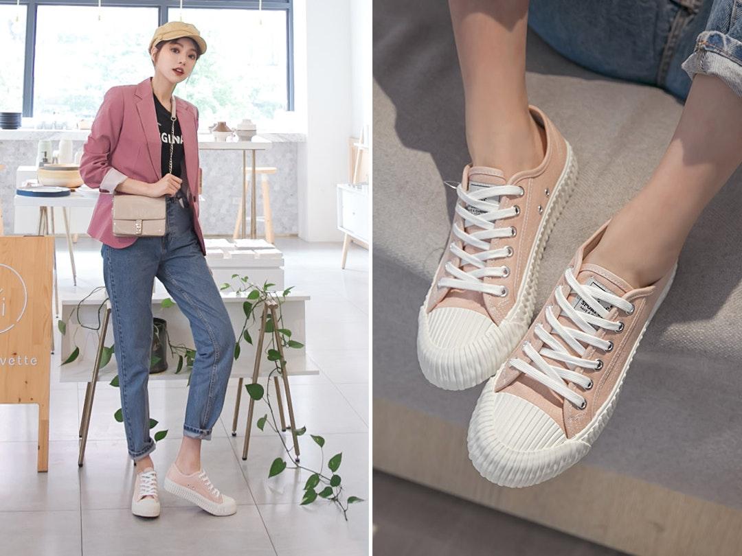 女鞋品牌FMshoes分享防潑水鞋選購原則,雨天也能穿搭出各種風格